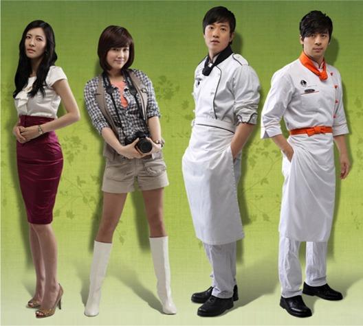 食客 キム・レウォン クォン・オジュン ナム・サンミ キム・ソヨン
