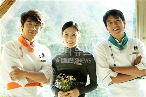 食客 キム・レウォン クォン・オジュン キム・ソヨン